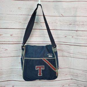 Tommy Hilfiger Classic Denim Messenger Bag